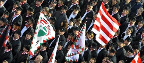 Jobbik tuntetok