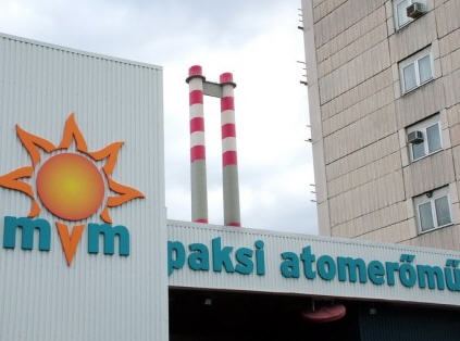 Paks Aromic Power Plant /www.sff.hu