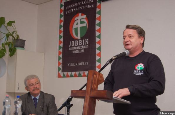 Béla Kovács who according to Jobbik is so important that Vice President Joe Biden himself asked Viktor Orbán to prevent his work in the European Parliament Source jobbik18.hu