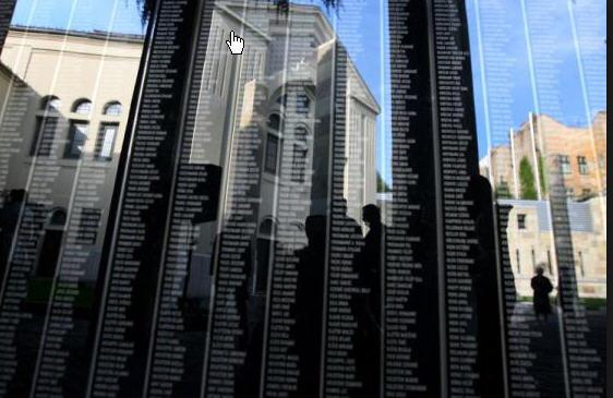 Holocaust Memorial Center, Budapest