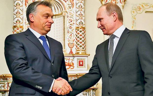 "A Romanian view: ""Putin will visit Hungary: A challenge to the United States Source: Independent.md"