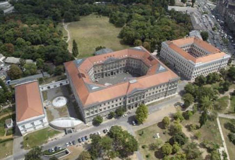 Miklós Zrínyi National Defense Academy where Ph.D.s were sold to Austrian officers