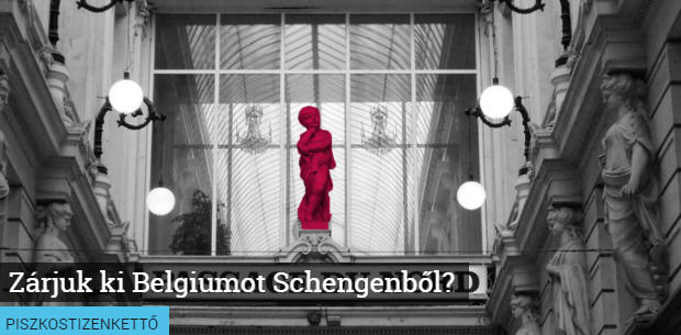 """""""Dirty Dozen's editorial: """"Should we expel from Schengen?"""""""
