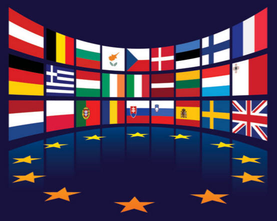 european union flags2