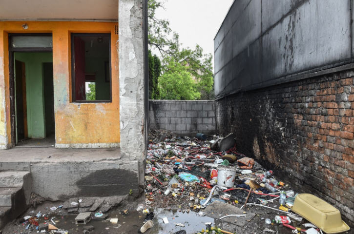 Eviction looming for both Roma and non-Roma poor in