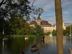 Budapest City Park