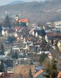Pilisszentlaszlo - breathtakingly beautiful view!
