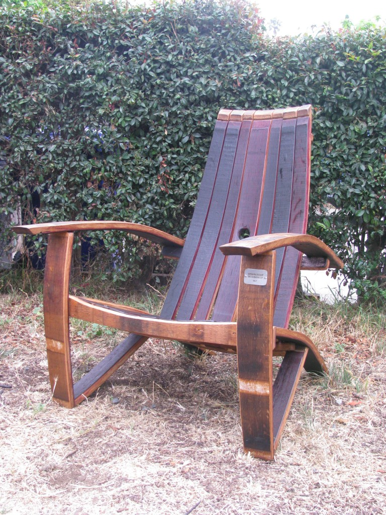 wine barrel chair long back sofa and whiskey chairs are a great hit in san diego