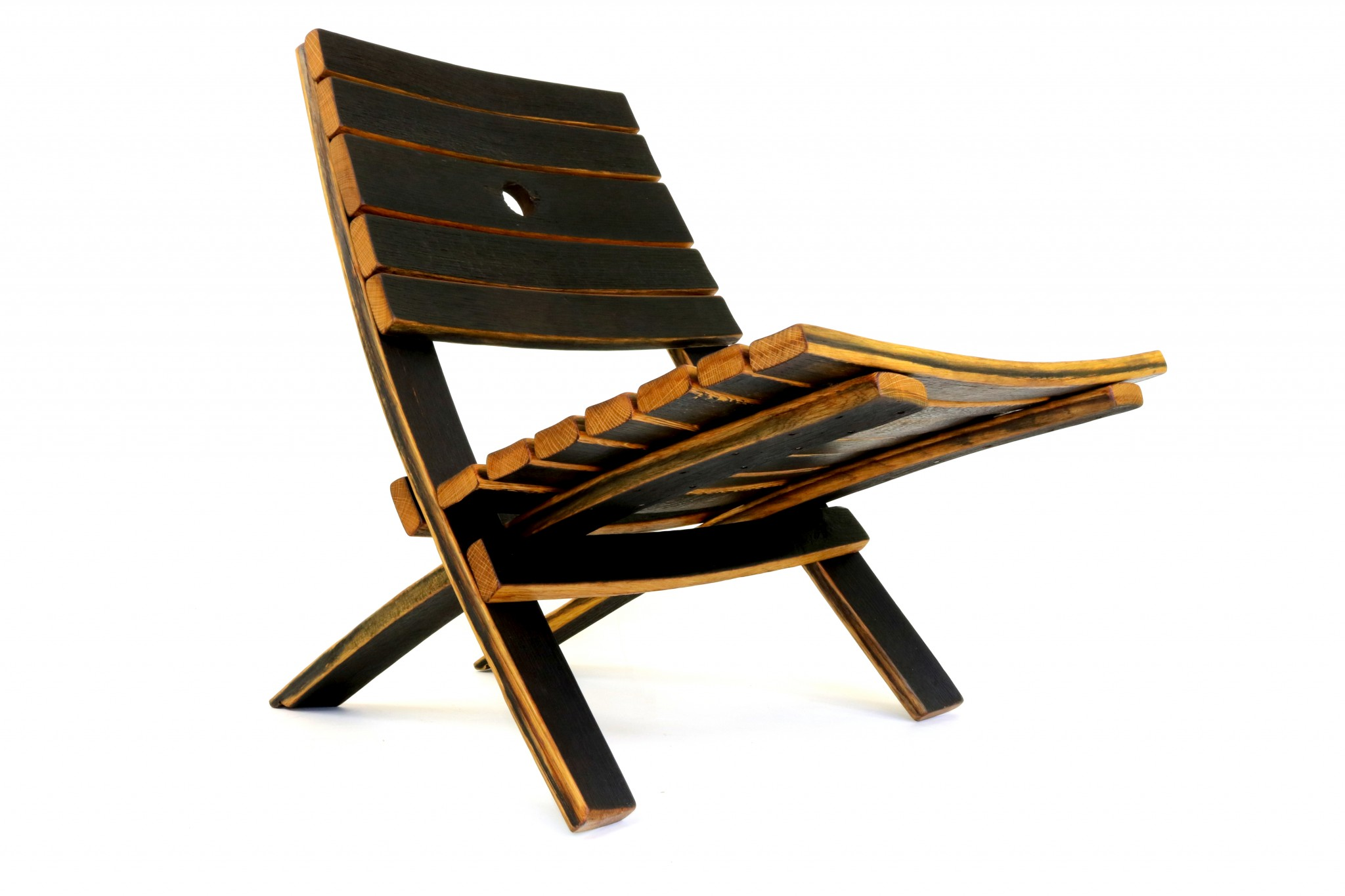 how are chairs made lowes rocking chair furniture from whiskey barrels hungarian workshop