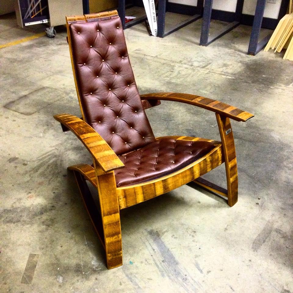 adirondack wine barrel chairs ergonomic chair victoria bc with leather hungarian workshop