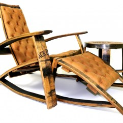 How Are Chairs Made Cathedral Furniture From Whiskey Barrels Hungarian Workshop