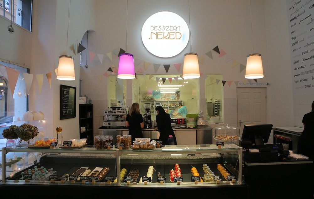 Desszert.Neked confectionery in Budapest