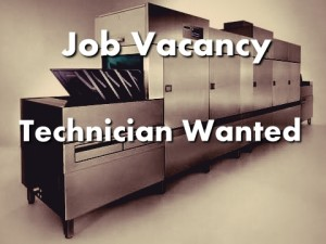 Job Vacancy - Technician
