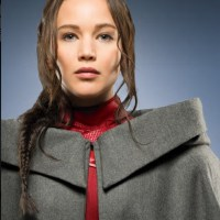 New Katniss Everdeen promotional picture from Cineplex magazine
