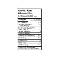 Snowfarms Dark Chocolate Covered Blueberries - Nutrition