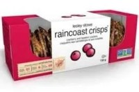 Raincoast Crisps Oat and Cranberry