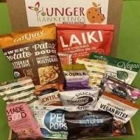 Gluten Free, Vegan Snack Box