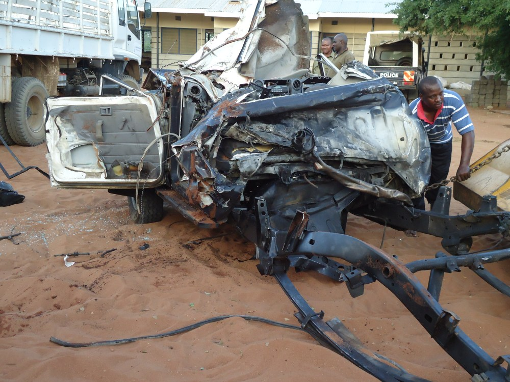 Christmas in Dadaab: Scary and Risky venture! (4/6)