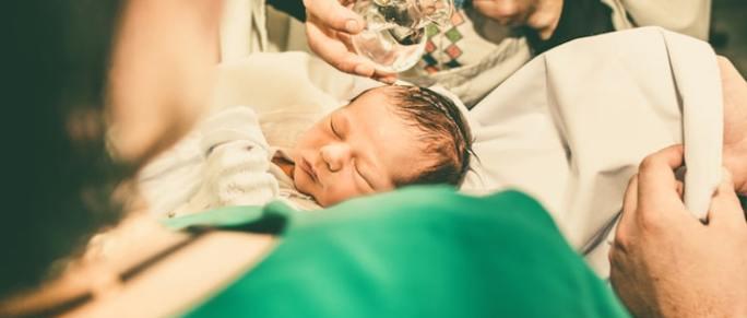 Taufe | © panthermedia.net /bedya