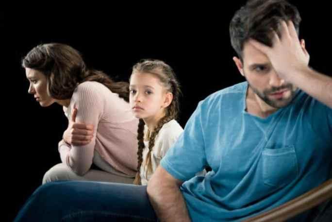 Eltern sind gestresst | © panthermedia.net /SergIllin