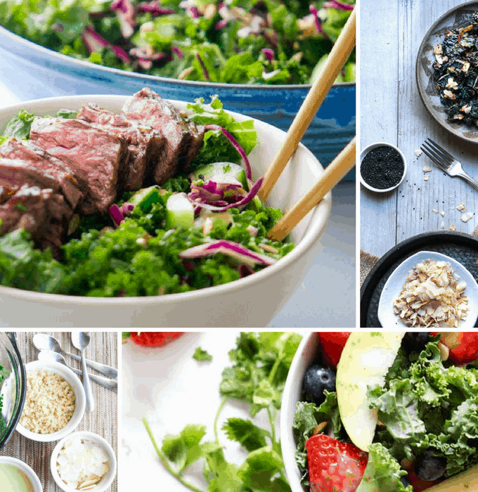 Hail the Kale: 13 Kale Salads You Need for Spring