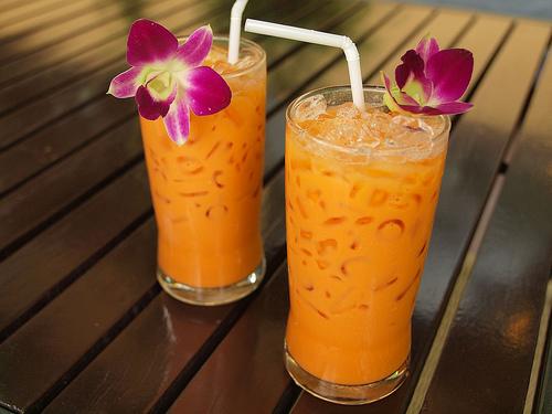Thailändska drycker