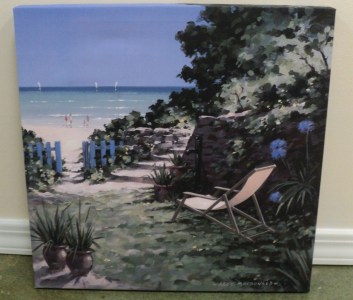 By The Sea $49.00