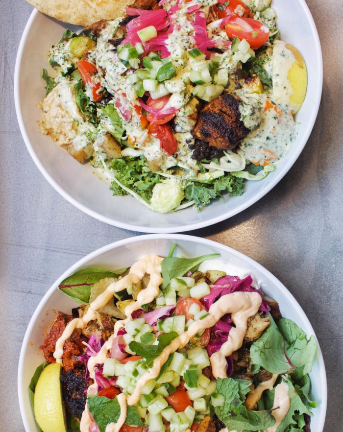 Best Healthy Fast Casual Restaurants NYC - Cava Grill