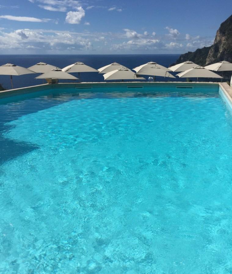 Hotel Punta Tragara, Capri Italy