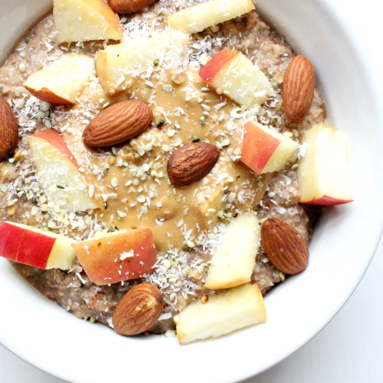 Whole30 Oat-Free Oatmeal