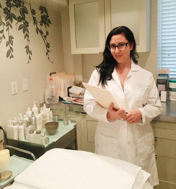 Zahra Hashemain Esthetician | Botox NYC | HydraFacial NYC