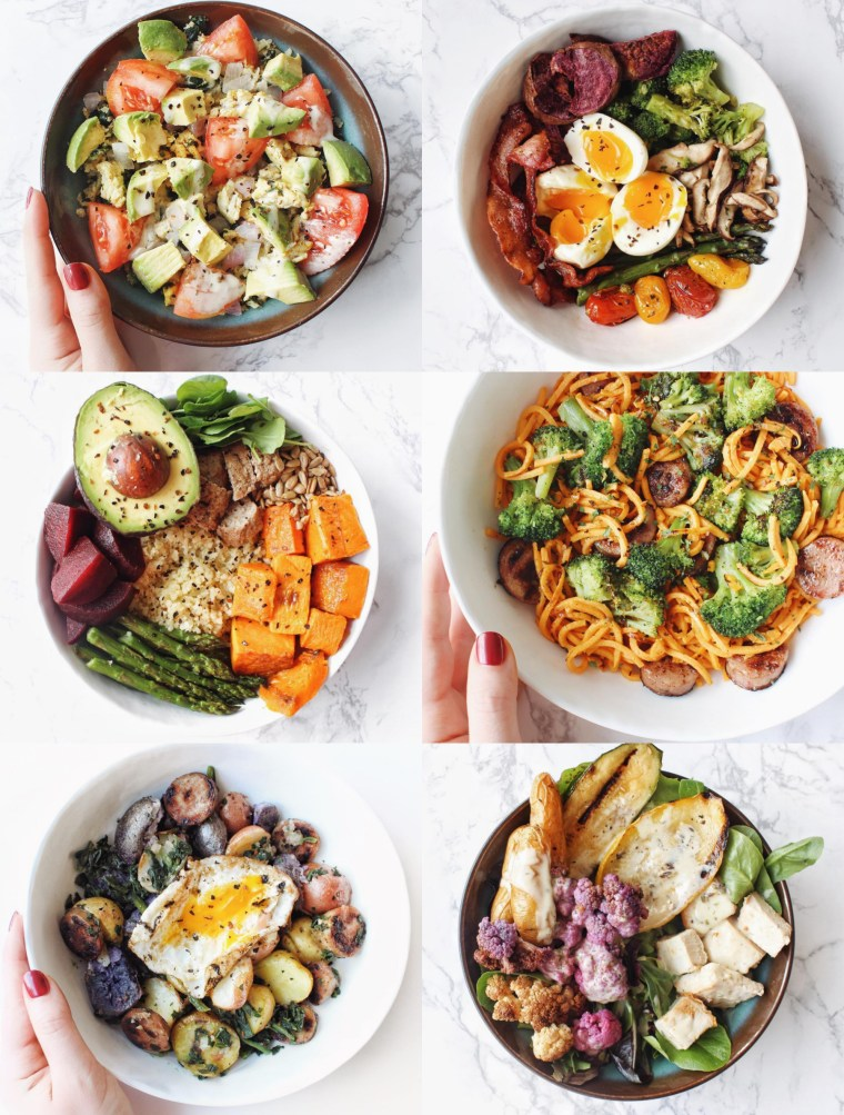 Whole30 Power Bowls
