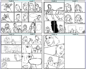 Comic Roughs