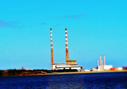 Poolbeg Dublin Bay