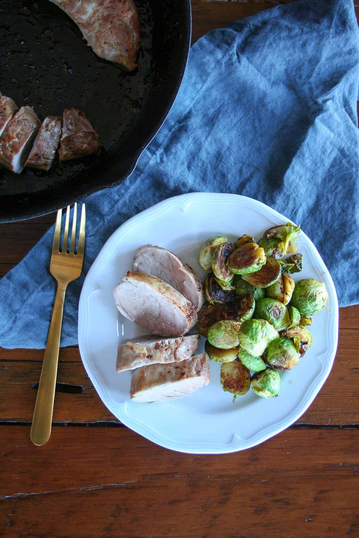 Weeknight Dinner Made Simple With This Asian Inspired Ginger Orange Pork Tenderloin 4 Ingredient