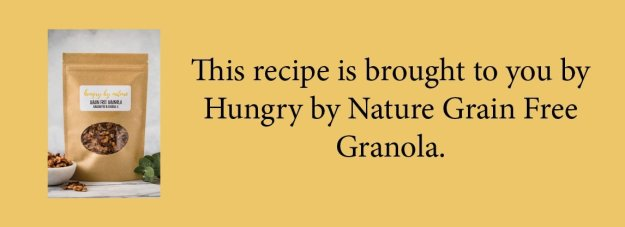 hungry by nature granola banner