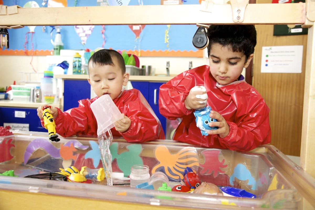 Six Reasons Why You Should Send Your Child To Nursery
