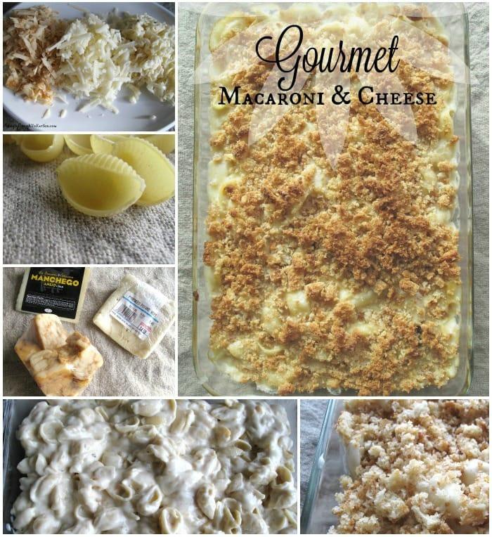 Gourmet Macaroni & Cheese