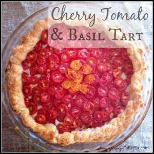Basill tomato 8