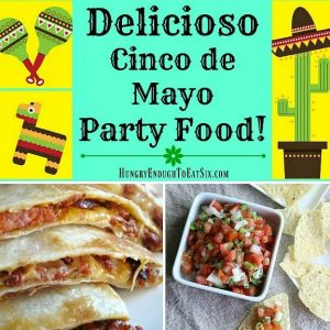 Check out these delicioso recipe ideas for your Cinco de Mayo gathering, including appetizers, drinks and desserts!