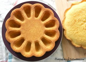 I had the chance to test out a 2-layer round cake pan from Fillables, which enables bakers to create cakes with surprise pockets of fillings hidden in the cake!