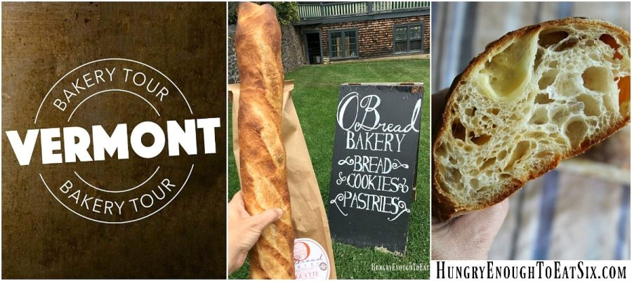Delectable Destinations: Stop #4 on the Vermont Bakery Tour – O Bread Bakery!
