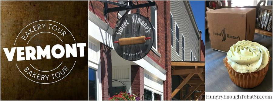 Delectable Destinations: Sweet Simone's Bakery, Our 5th Stop on the Vermont Bakery Tour!