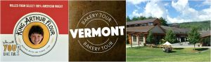 We make it to the 8th and final bakery on the Vermont Bakery Tour: King Arthur Flour in Norwich!