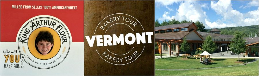 Delectable Destinations: King Arthur Flour, Our 8th & Final Stop on the Vermont Bakery Tour!