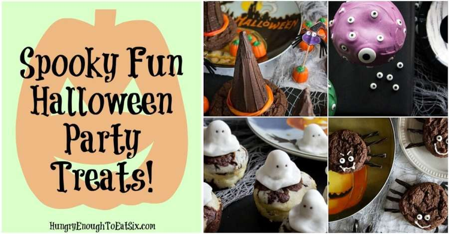 Spooky Fun Halloween Party Treats!