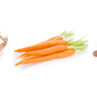 Zoete wortelsalade