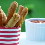 Corn Fritter Sticks