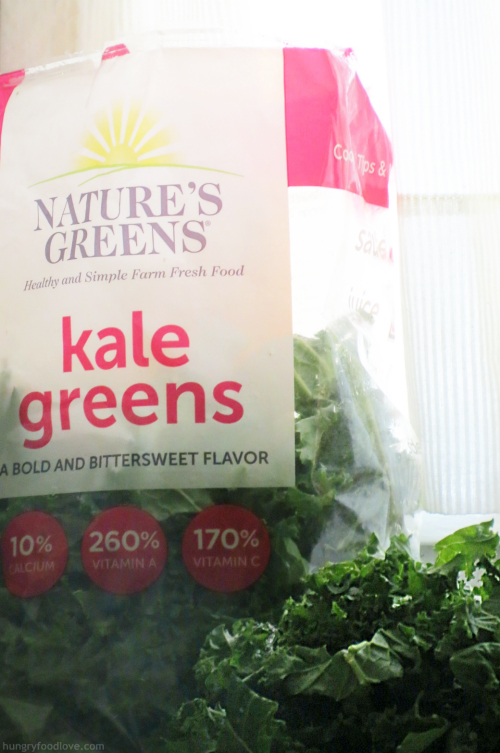 Natures Greens Kale