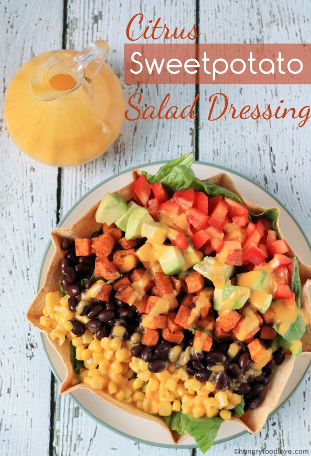 Citrus Sweetpotato Salad Dressing